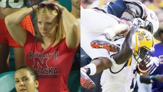 The 15 Best GIFs And Vines From College Football Saturday