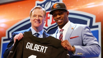 The Details Of Browns CB Justin Gilbert's Road Rage Incident Are Wild