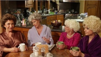 'The Golden Girls' Porn Parody Has The Most Amazing NSFW Theme Song