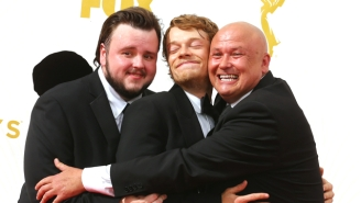 The 'Game Of Thrones' Men Proved All Men Can Hug It Out At The Emmys