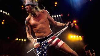 Axl Rose Fronting AC/DC Might Actually Work