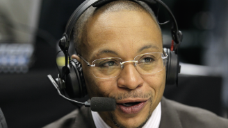 Gus Johnson Is Set To Yell About 4-Point Buckets For Big 3 Broadcasts