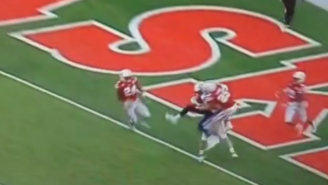 Watch The Insane Hail Mary That Gave BYU The Win Over Nebraska