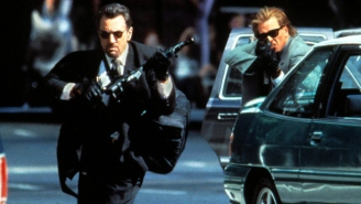 Michael Mann Is Writing A Prequel To 'Heat,' But It Won't Be A Movie — At Least Not Yet