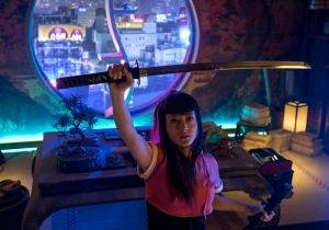 What did everybody think of the 'Heroes Reborn' premiere?