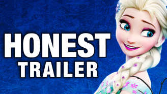 Honest Trailers grinds 'Frozen Fever' down into a fine powder of capitalistic cynicism