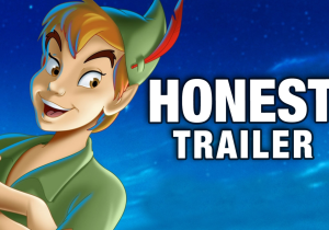 Get ready to think 'Peter Pan is waaay creepier than I remember' thanks to Honest Trailers