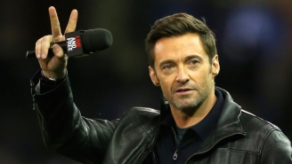 Watch Hugh Jackman Bring Back The ALS Ice Bucket Challenge For 2015