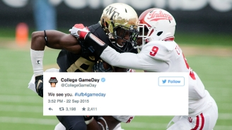 Why Not Indiana? College GameDay Missed A Golden Opportunity To Be Different