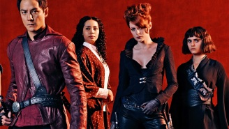 Exclusive: Meet the cast of AMC's 'Into the Badlands'