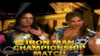 The Definitive Ranking Of WWE's Hour-Long Iron Man Matches
