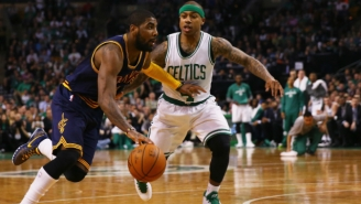 Who Did Isaiah Thomas Pick As His Top Five Ball Handlers In The NBA?