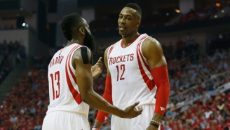 Why Dwight Howard Was Wrong When He Said James Harden Is The Best Left-Handed Player Ever