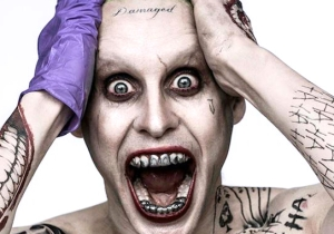 Jared Leto Asked Grant Morrison For Advice On Playing The Joker In 'Suicide Squad'