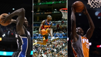 Check Out The Most Spectacular Dunks Of Jason Richardson's Career