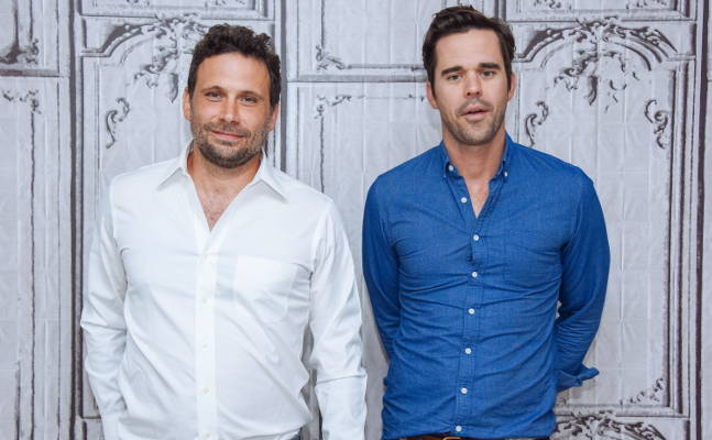 Jeremy Sisto and David Walton Break Point