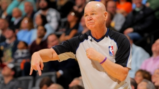 Yell At Joey Crawford While You Can Because He's Retiring After This Season