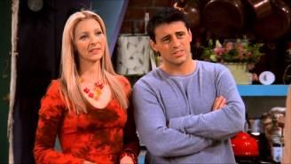 Lisa Kudrow And Matt LeBlanc Really Wanted Phoebe And Joey To Bone