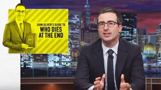 John Oliver's Back-To-School Crash Course Is The Only Thing Returning Students Need