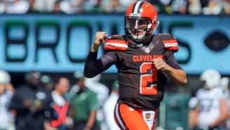 The Johnny Manziel Era Is Officially Restarting In Cleveland