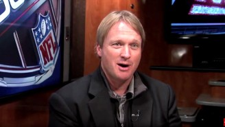 Jon Gruden Is Reportedly Getting Paid An Obscene Amount Of Money By ESPN
