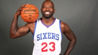 Two-Time Dunk Champ Jason Richardson Is Officially Retiring From The NBA