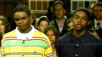 Please Allow This 'Judge Judy' Defendant To Incriminate Himself In Only 26 Seconds