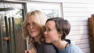 Review: Julianne Moore and Ellen Page fight the good fight but can't save 'Freeheld'