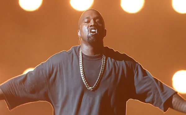 Kanye West Stage Close