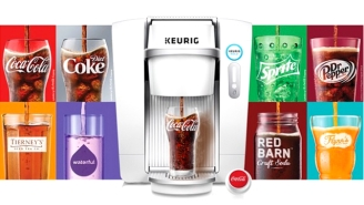 This New Keurig Soda Machine Lets You Make 33¢ Coke For $370