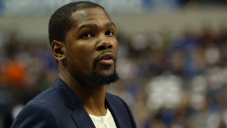Why It Matters That Kevin Durant Is Joining The Players' Tribune As Deputy Publisher
