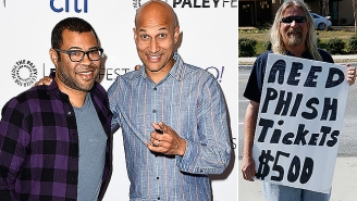 The 'Key & Peele' Series Finale Took Some Time To Make Fun Of Phish Fans