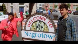 Review: 'Key & Peele' says goodbye with 'Negrotown'