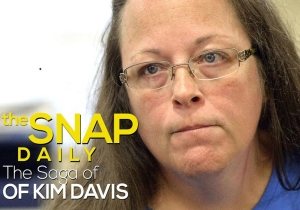 Why Kim Davis could be a gay icon