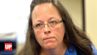Kim Davis Very Accurately Declares That She's 'No Hero'