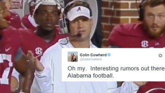The Internet Is Having A Field Day With These Crazy (And Probably Untrue) Lane Kiffin Rumors