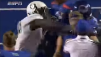 Six Years Ago Today, LeGarrette Blount Sucker-Punched A Boise State Player