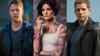 Fall TV reviews: 'Minority Report,' 'Blindspot' & 'Limitless'