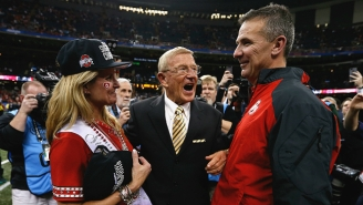 Ohio State Will Lose, And Other Predictions And Life Lessons From Lou Holtz