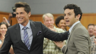 'The Grinder' Gives Viewers Maximum Rob Lowe, And That Is By No Means A Complaint