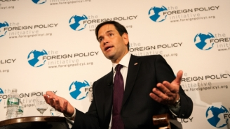 Florida State's President Threw Atomic Fire At Marco Rubio For Talkin' 'Bout The Noles