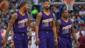 Marcus Morris Said His Twin Brother Is Still Looking To Leave The Suns