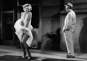 On this day in pop culture history: Marilyn Monroe's iconic 'flying skirt' moment