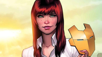 Can we stop sexualizing Mary Jane Watson for, like, five minutes?