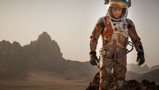 Here's why 'The Martian' author made one major exception to scientific accuracy