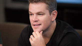 Matt Damon explains to black lady producer how behind-the-scenes diversity isn't importantt
