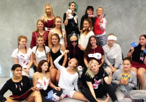Swedish Teens Were Denied A Menstruation-Themed Photo In Their High School Yearbook