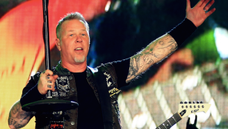 Metallica Is Releasing A Limited-Edition Beer With Budweiser
