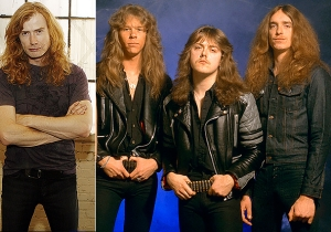 How Getting Kicked Out Of Metallica Motivated Dave Mustaine
