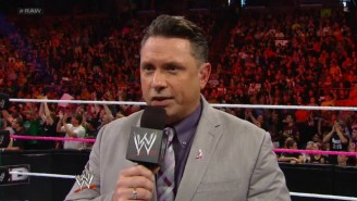 How Michael Cole Got In Crazy Good Shape And Secretly Became Michael Swole
